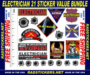 sticker SG-23 construction stickers hard hat stickers gun stickers