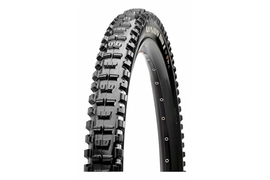 Maxxis Minion DHR II Folding EXO TR Tubeless Ready Tyre 26  27.5  29