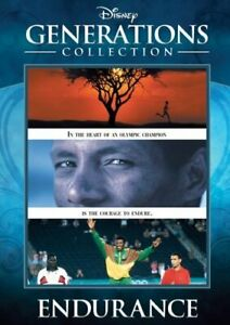ENDURANCE DVD Disney Generations Collection True-Life Olympic Distance Runner
