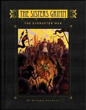 The Sisters Grimm: The Everafter War Bk. 7 by Michael Buckley (2010, Paperback)