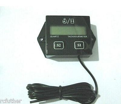 Trail Tech TTO style Tach Hour Meter Digital Gauge Motorcycle ATV Tachometer