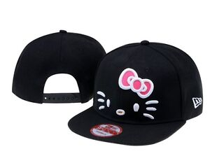 Hello-Kitty-Limited-Edition-Unisex-Cute-Baseball-Hats-Caps-Adjustable