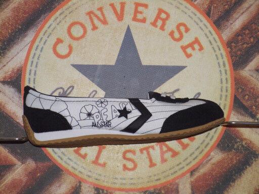 Converse Chucks Star FI Flwr 35,5 Pwr Slip Blf Gr. 35,5 Flwr Blk/Weiß Ballerina abd00f
