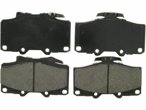 Front Brake Pad Set For 1994-1998 Toyota T100 4WD 1997 1995 1996 Z259WB