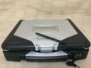 Panasonic toughbook rugged CF-31 Core i5 2.6ghz 8GB 320GB HDD Windows 10 Pro