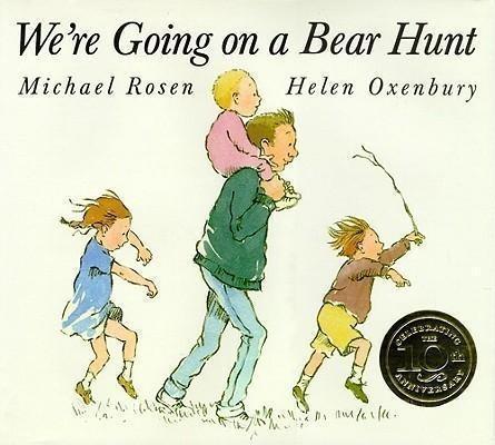 1 von 1 - We're Going on a Bear Hunt von Michael Rosen (1989, Gebundene Ausgabe)