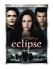 Twilight Saga: Eclipse  DVD Kristen Stewart, Robert Pattinson, Taylor Lautner, X