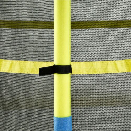 "Upper Bounce 55/"" Kid-Friendly Trampoline Enclosure Set /& Easy Assemble Feature"