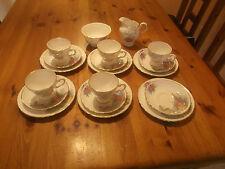 TUSCAN FINE BONE CHINA TEA SET (19 pieces) pattern no C9368