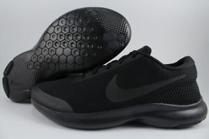 Details about NIKE FLEX EXPERIENCE RUN 7 EXTRA WIDE 4E EEEE TRIPLE BLACK RUNNING US MEN SIZES