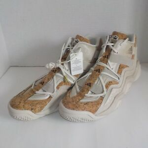 adidas TOP TEN 2000 Trionfo Basketball Shoes CORK AQ8539 MEN 18 FAST SHIP