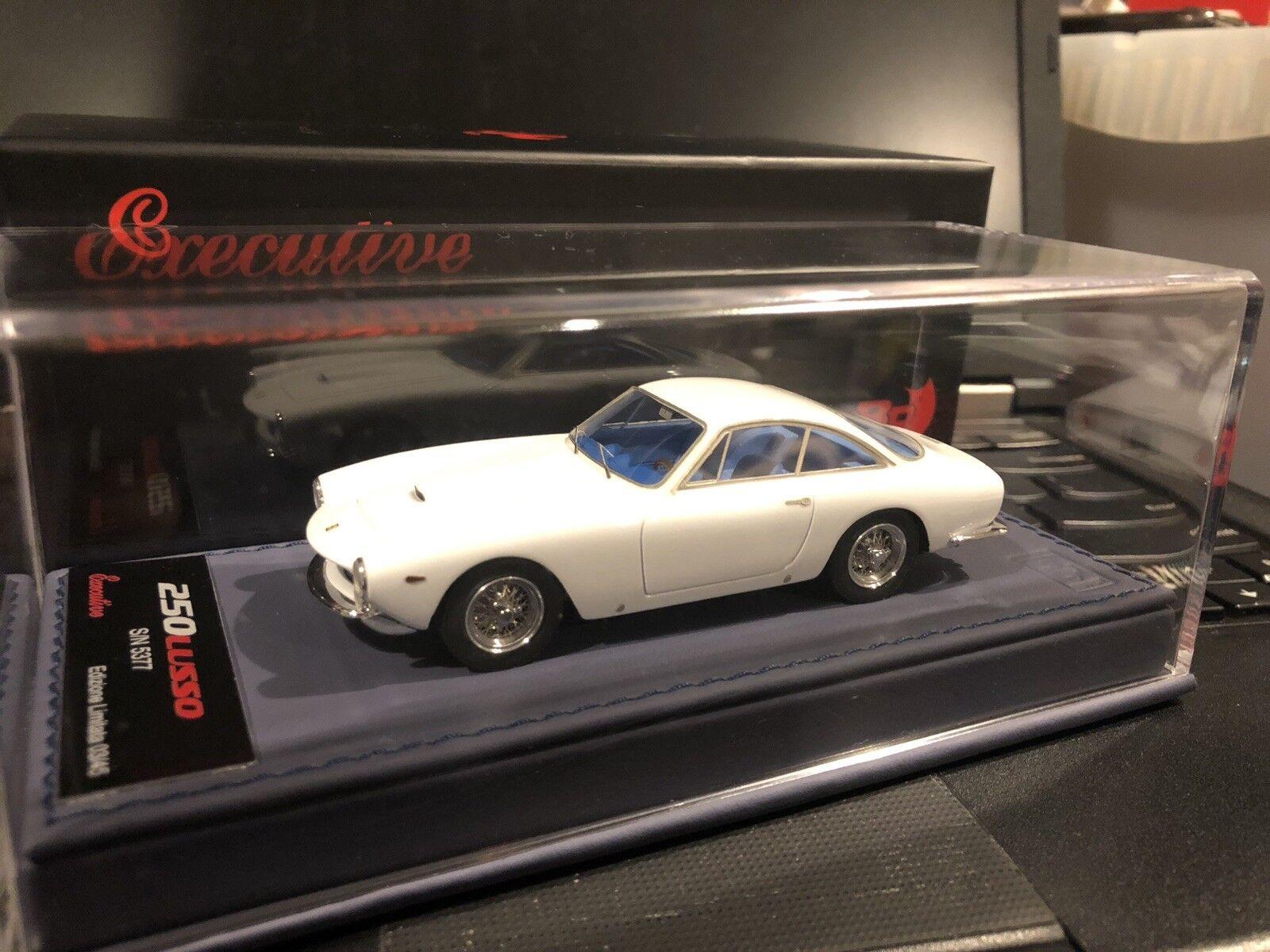 negozio outlet 1 43 Bbr Ferrari 250 Gt Lusso Lusso Lusso Sn 5377 Bianco CDL211  03 45 N Mr AMR Nuovo Sold  spedizione veloce a te