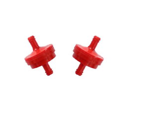 ISE pack of 2 Fuel Filter to suit Briggs and Stratton Replaces 298090S