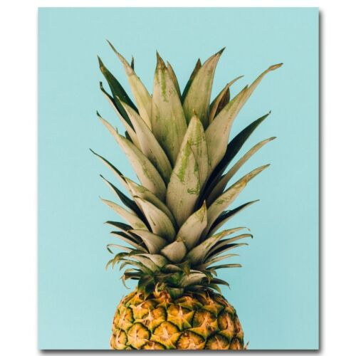 Nordic Poster And Prints Minimalist Pineapple Quotes Wall Art Canvas Decorations