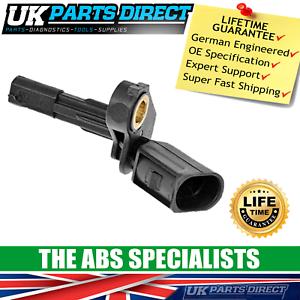 LIFETIME GUARANTEE 06-15 ABS Sensor for VW Eos WHT003858 Rear Right