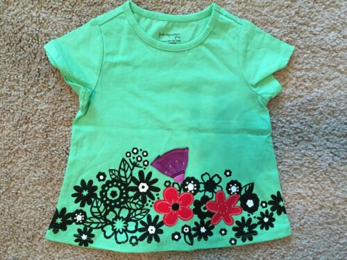 12 Size 3-6 24 Months New Baby Girl First Impressions Short Sleeve Tees 18
