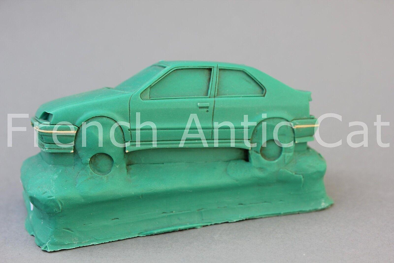 Rare matrice moule résine voiture RENAULT 19 phase 1 1 43 Heco véhicule sport MI