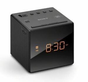 Sony-ICF-C1-BLACK-LED-Digital-Dual-Alarm-Clock-FM-AM-Radio