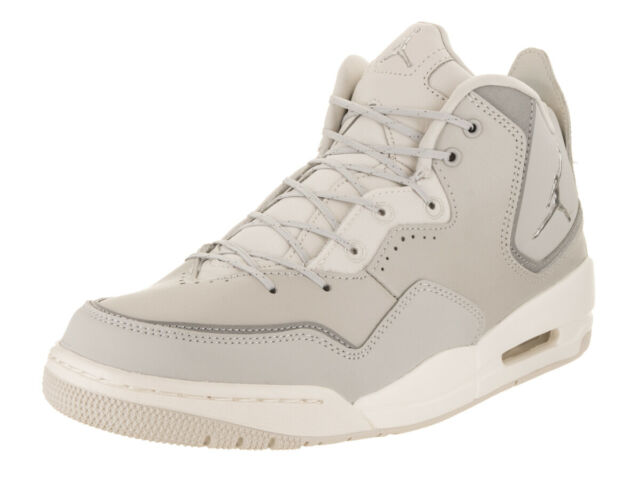 44ba69530f1 Jordan Courtside 23 Mens Ar1000-003 Grey Fog Bone Reflect Silver ...