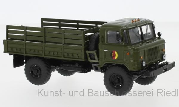 PCL47052  Premium Classixxs 1 43 GAZ 66 ARMY Military DDR  achats en ligne et magasin de mode