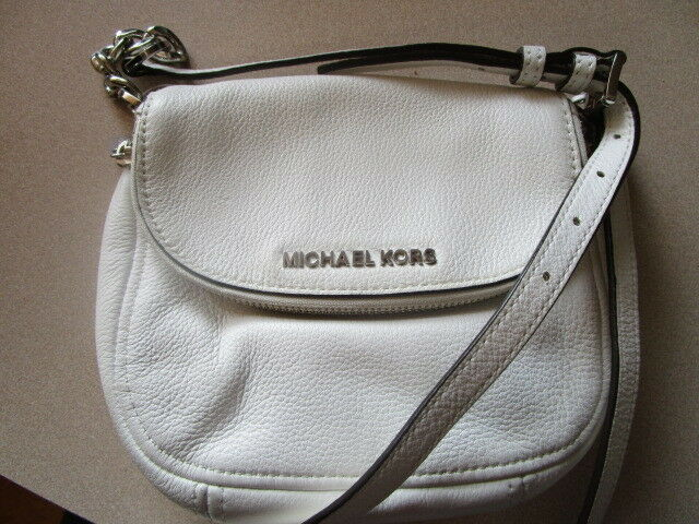 890313875 Michael Kors Ava XS Mini Crossbody Luggage Saffiano Leather Bag Gold Tone  for sale online | eBay