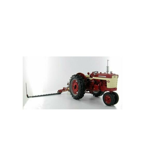 FARMALL 340 GAS NARROW FRONT C/BARRA FALCIANTE 1:16
