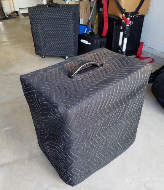 AMPEG PF 115 HE or PF 210 HE Custom Padded Premium Bass Amp Cover - Black!!
