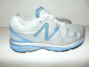 ea512fc6ed09 VGC! New Balance 790 v2 Womens Size 7 Running Shoes Gray Blue