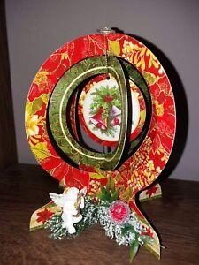 Weihnachtsdeko Globus.Details Zu Globus Aufsteller Weihnachtsdeko Dekoration Weihnachten Geschenk Idee