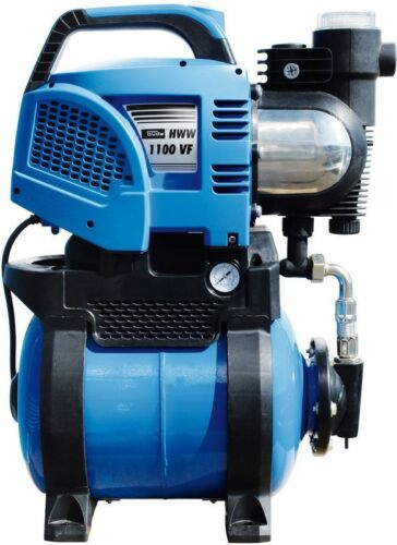 Druckschalter inc Wasserfilter NEU GÜDE HWW 1100 VF Hauswasserwerk 94230 Pumpe