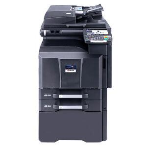 Details about Kyocera TaskAlfa 3550ci A3 Color Laser Copier Printer Scanner  MFP 35ppm