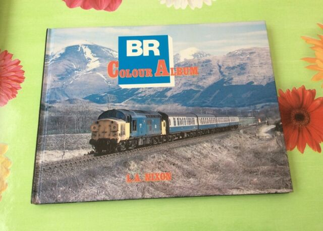 BR Colour Album, L A  Nixon, Jane's, full of colour photographs! Great Condition