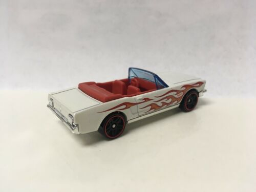 2018 Hot Wheels Loose 5 Pack Exclusive White '65 Mustang Convertible