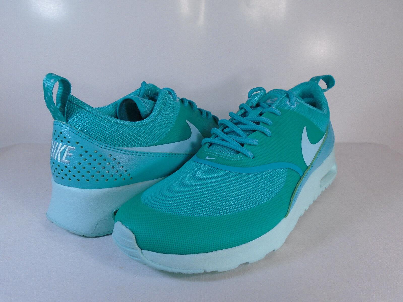 Nike Wmns Air Max Thea Luz retro artisan Teal Teal Teal -599409 408-Athletic  bienvenido a comprar