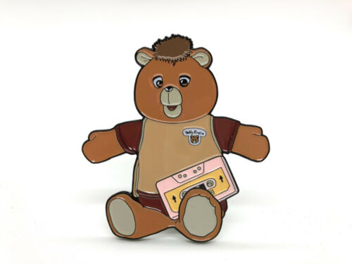 Teddy Ruxpin Pin