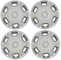 15 Hubcap Wheelcover Set That Fits 2007-2015 Nissan Versa Cube