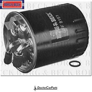 E350 Fuel Filter - Example Wiring Diagram