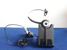 Mono Headset Überkopfbügel Jabra GN PRO 920 Monaural WHB003BS Dock