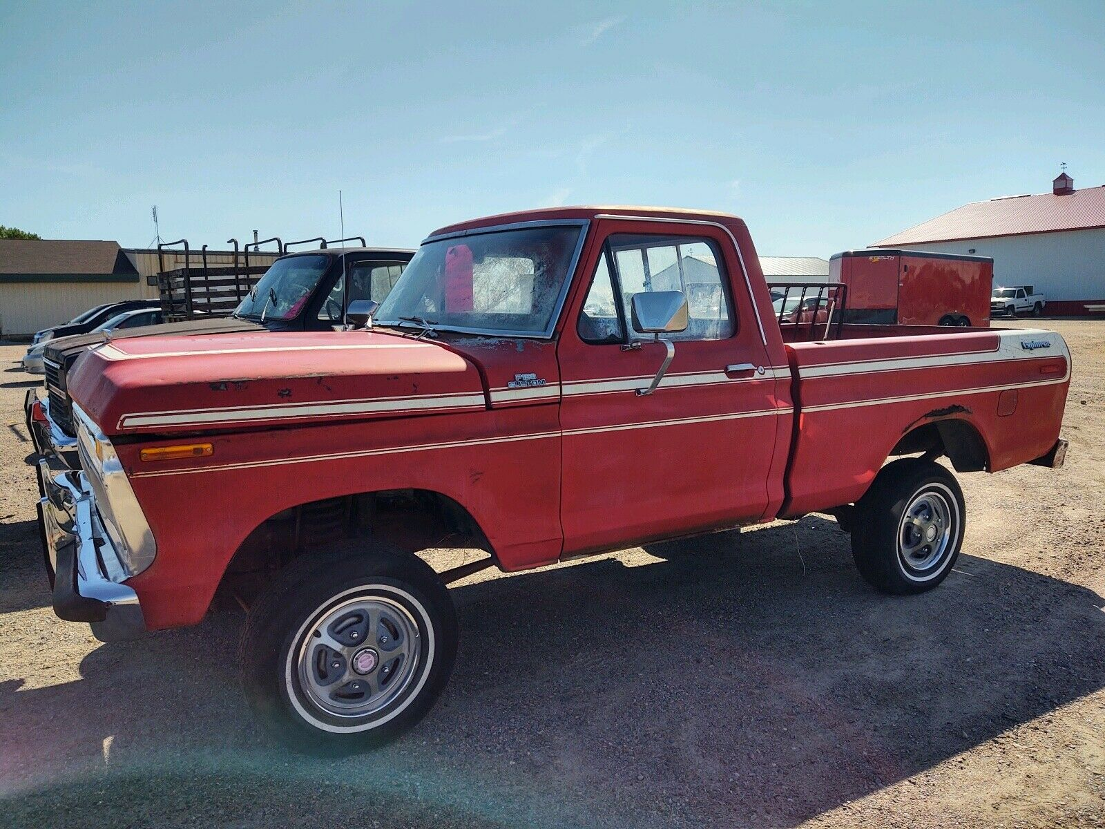 1976 Ford F-150 Explorer package