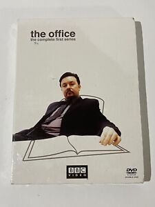 The Office Complete First 1st UK Series Season BBC Ricky Gervais DVD SEALED NEW!