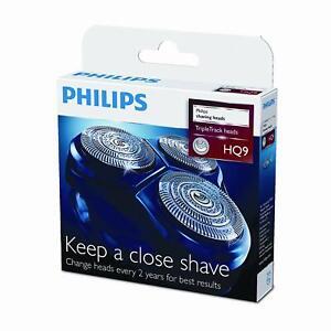 Philips-HQ9-Ersatzscherkoepfe-SmartTouch-Speed-XL-HQ9-50-Rasier-HQ-9-50-NEU-amp-OVP