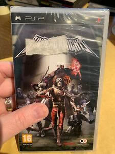 Morts-vivants Chevaliers PSP NEW FACTORY SEALED UK-Rétro-Tecmo
