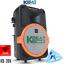 thumbnail 1 - KB-39K KBEATBOX POWERED KARAOKE SYSTEM SPEAKER WITH 2 WIRELESS MICS - 100WATTS
