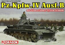 Dragon DML 1/35 Panzer IV Ausf.B mit Schneeraumer System Schmidt #6764