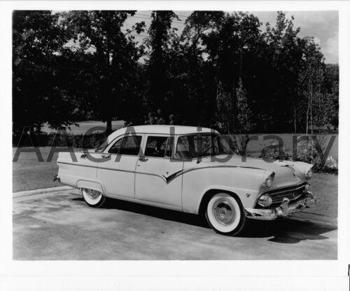 Ref. # 42501 Factory Photo 1955 Ford Fairlane Town Sedan