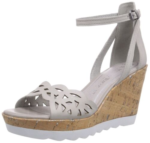 Tozzi Sandals Platform Wedge Sizes Quartz Strappy Leather Marco All Heel Womens a8qTnwwdP