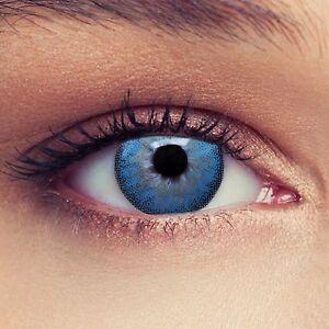 nat rlich wirkende blaue farbige kontaktlinsen mit st rke. Black Bedroom Furniture Sets. Home Design Ideas