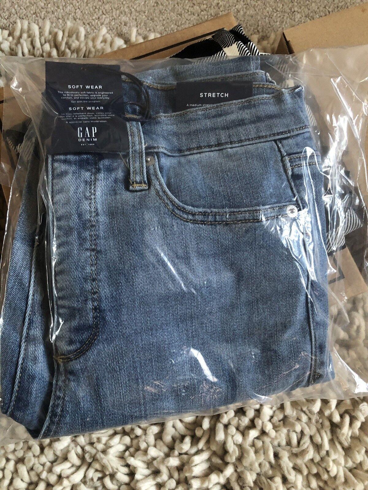 Gap Womens Skinny Jeans 28 Waist