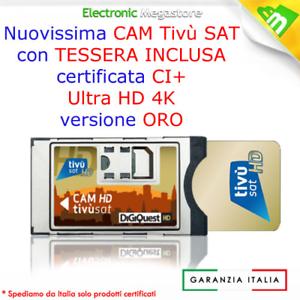 CAM-TVSAT-HD-4K-MODULO-SMARCAM-TV-SAT-TIVUSAT-HD-TIVU-039-SAT-SMARTCAM-CON-SCHEDA
