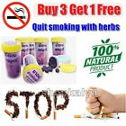 Quit smoking with herbs Natural 100% and stop bad breath